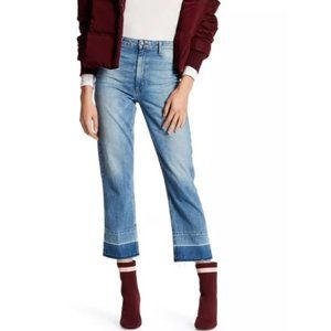 Joe's The Jane High-rise  Cropped Stretch Jeans 29